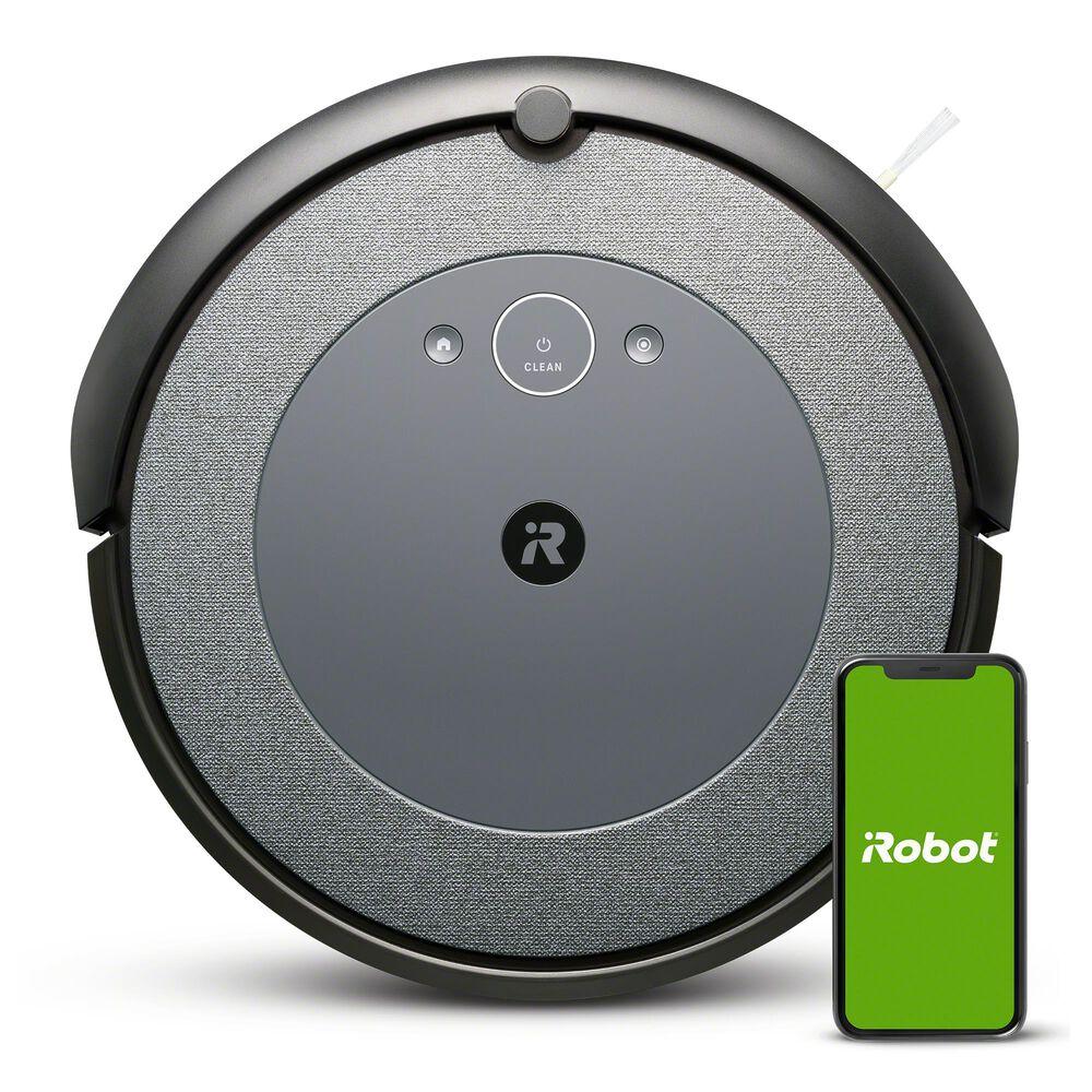 iRobot Roomba I3 Wi-Fi Connected Robot Vacuum, , large