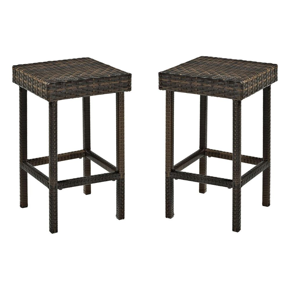 """Firefly Palm Harbor 24"""" Counter Height Stool in Dark Brown - Set of 2, , large"""