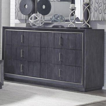 Chapel Hill Echo Dresser in Galaxy Black, , large