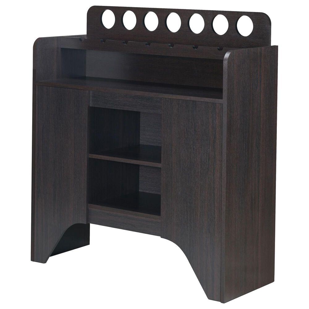 Furniture of America Bruce Storage Buffet in Espresso, , large