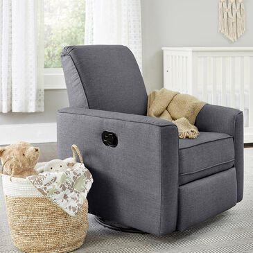 Eastern Shore Aspen Glider Chair Manual in Stone, , large