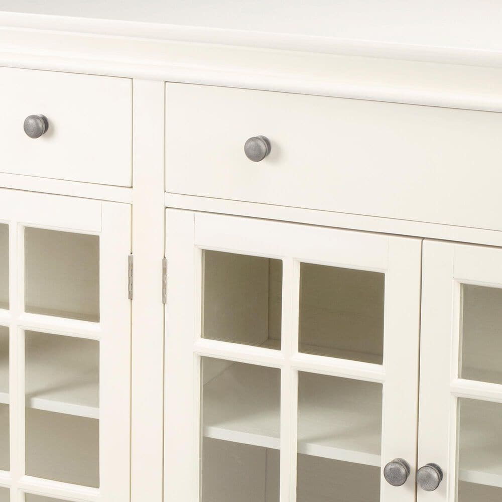 Butler Brouno Sideboard in White, , large