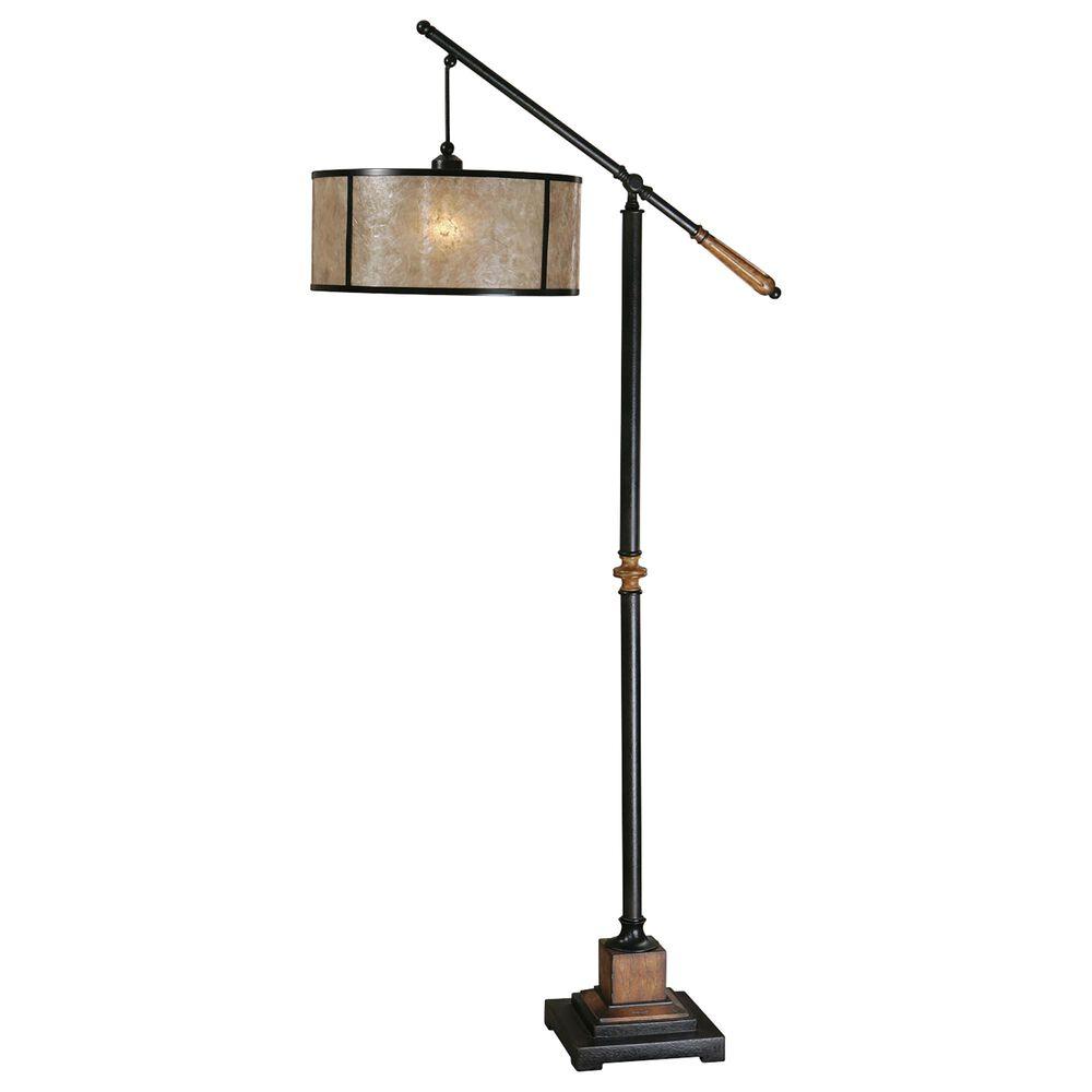 Uttermost Sitka Floor Lamp, , large