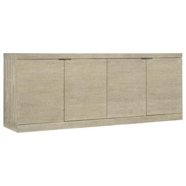 """Hooker Furniture Cascade 76"""" Credenza in Taupe, , large"""