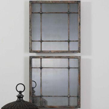Uttermost Saragano Mirror (Set of 2), , large