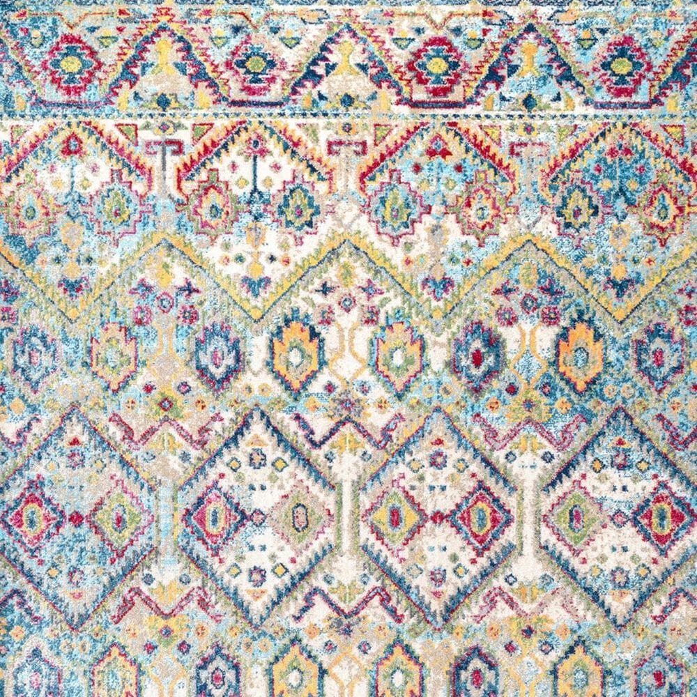 """nuLOOM Valley MUVL03A 4' x 5'3"""" Multicolor Area Rug, , large"""
