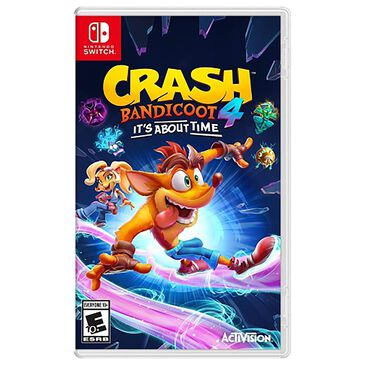 Crash Bandicoot 4: It's About Time - Nintendo Switch, , large