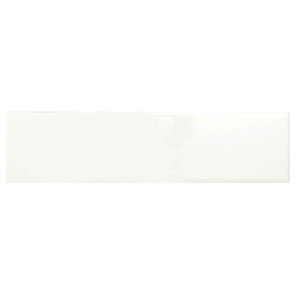 "Emser Catch Ivory 6"" x 18"" Glossy Ceramic Tile, , large"