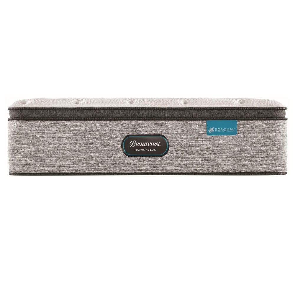 Simmons Beautyrest Carbon Series Harmony Lux Medium Pillow Top Queen Mattress Only, , large