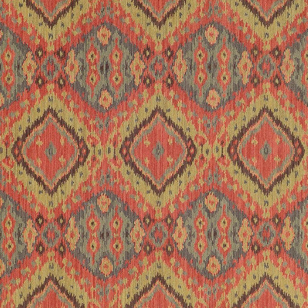 "Oriental Weavers Cabana 621C2 7'10"" x 10'10"" Pink Area Rug, , large"
