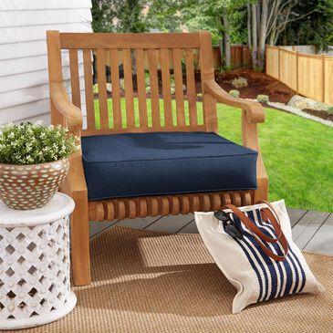 "Sorra Home Sunbrella 22.5"" Deep Seating Cushion in Spectrum Indigo, , large"