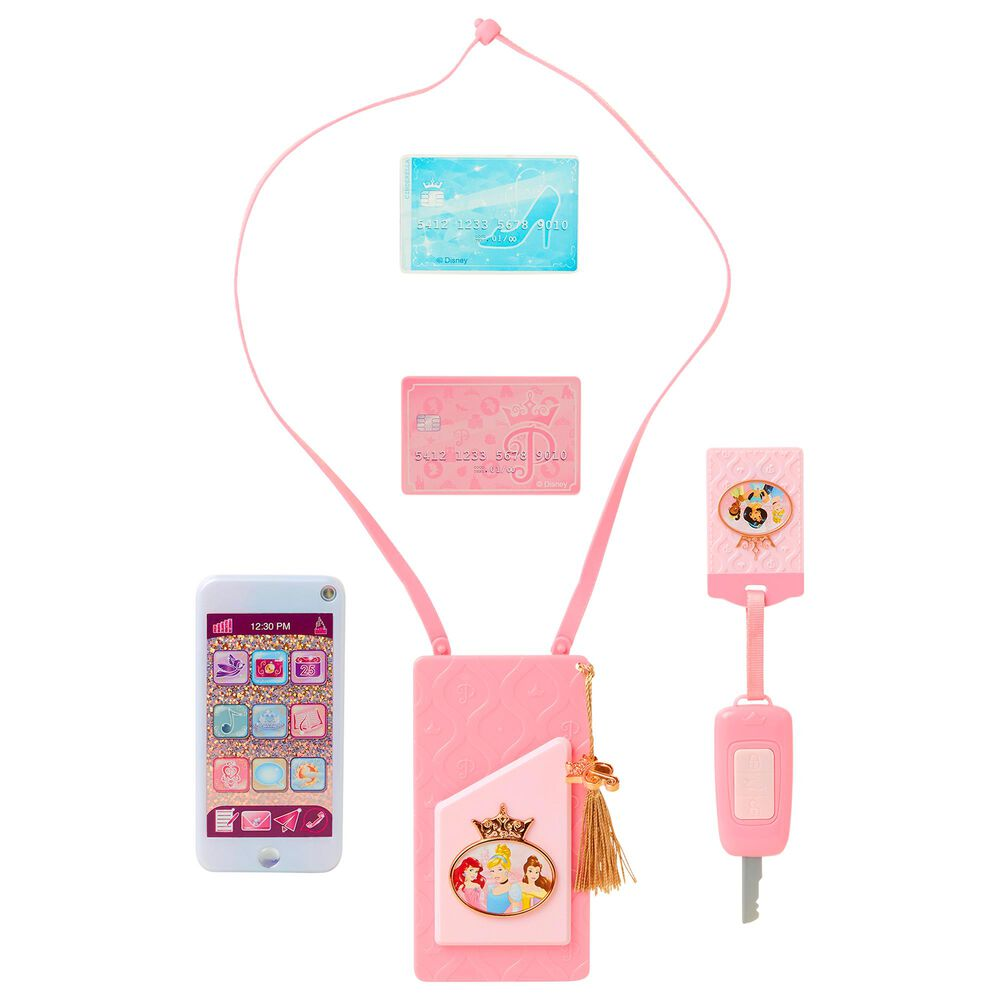 Jakks Pacific Disney Princess Play Phone Set, , large