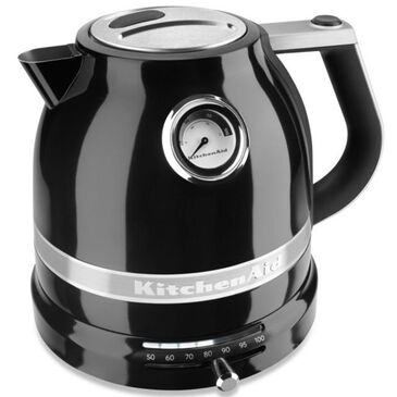 KitchenAid 1.5 L Pro Line Series Electric Kettle in Onyx Black, , large