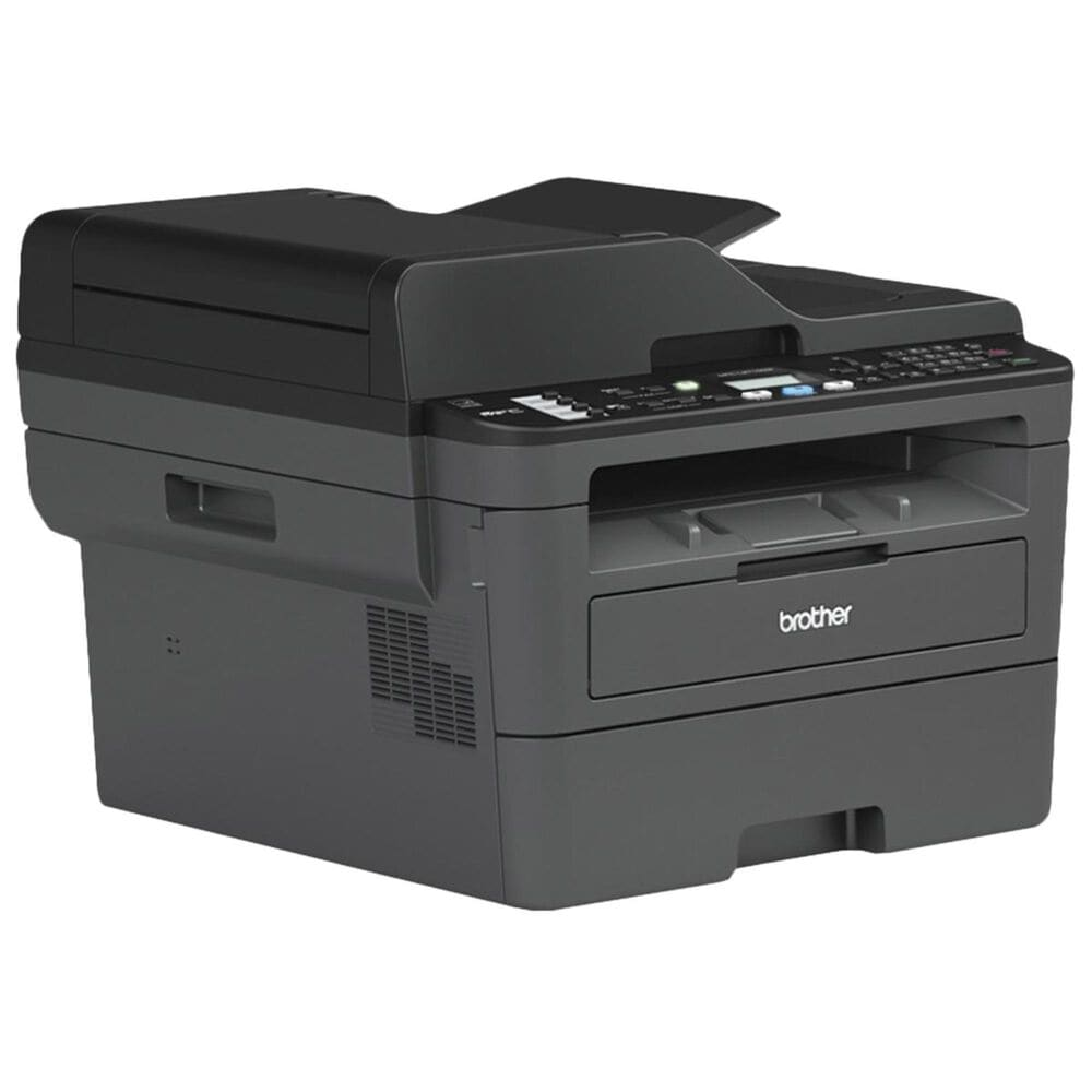 Brother Monochrome Compact Laser All-in-One Printer with Duplex Printing and Wireless Networking, , large