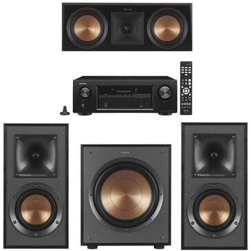 Klipsch Home Theater Package w/ Denon 540 Receiver, , large