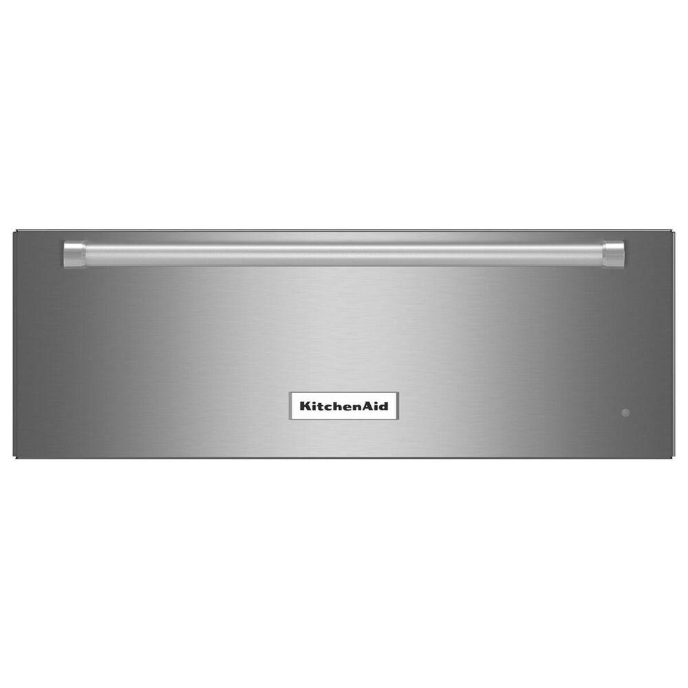 KitchenAid 27'' Slow Cook Warming Drawer in Stainless Steel, , large
