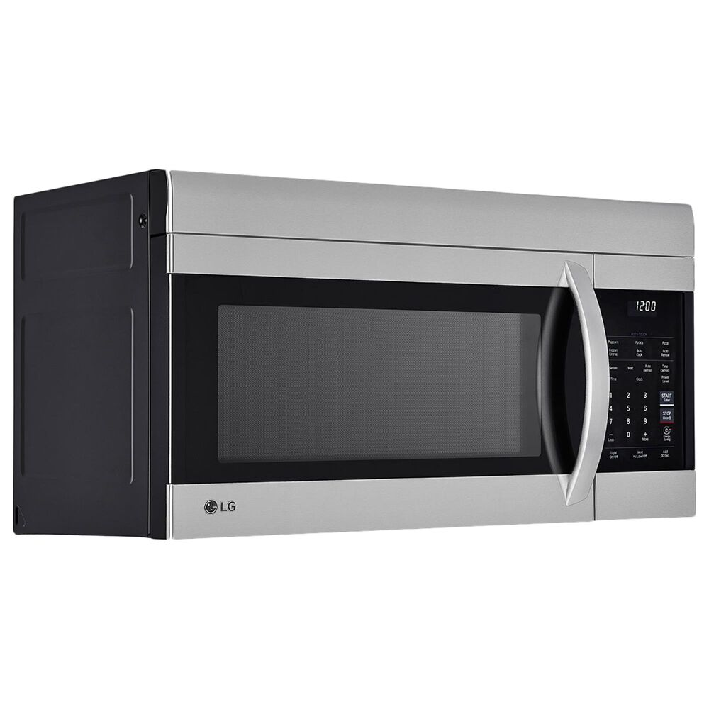 LG 1.7 Cu. Ft. Over-the-Range Microwave Oven in Stainless Steel, , large