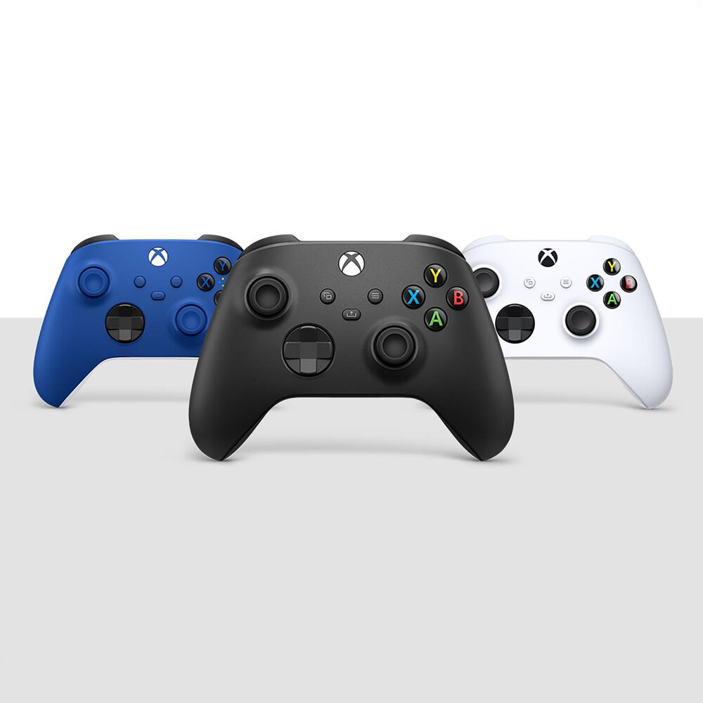 Microsoft Wireless Controller in Carbon Black - Xbox Series X, , large