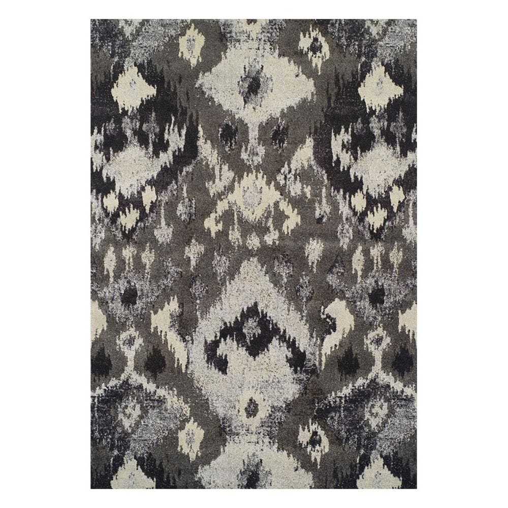 "Dalyn Rug Company Modern Greys MG525 7'10"" x 10'7"" Pewter Area Rug, , large"