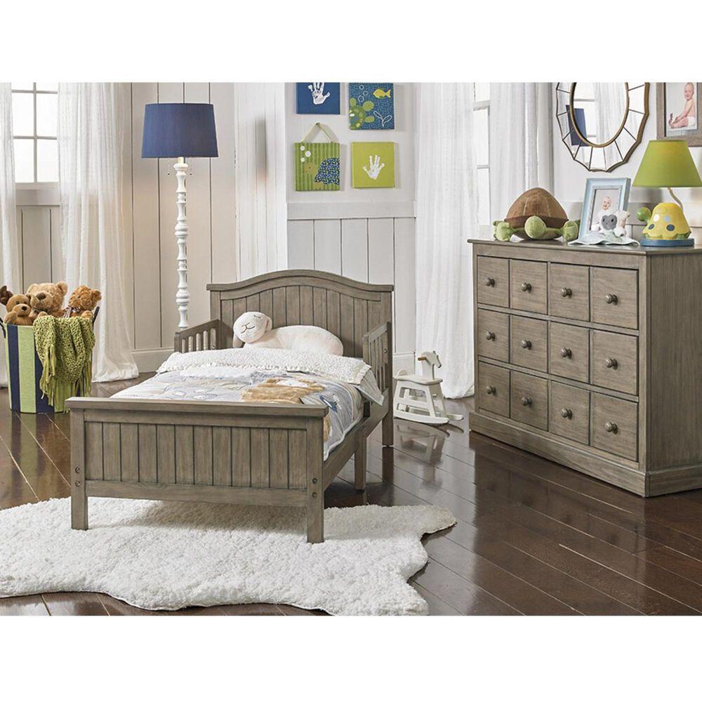 Bivona & Company Delmar Toddler Bed in Vintage Grey, , large