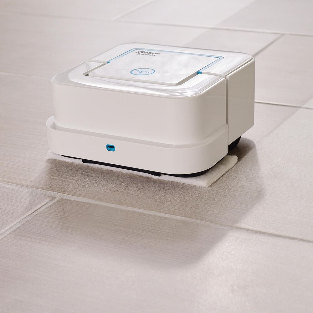 iRobot Braava Jet 240 Dry Sweeping Pads in White, , large