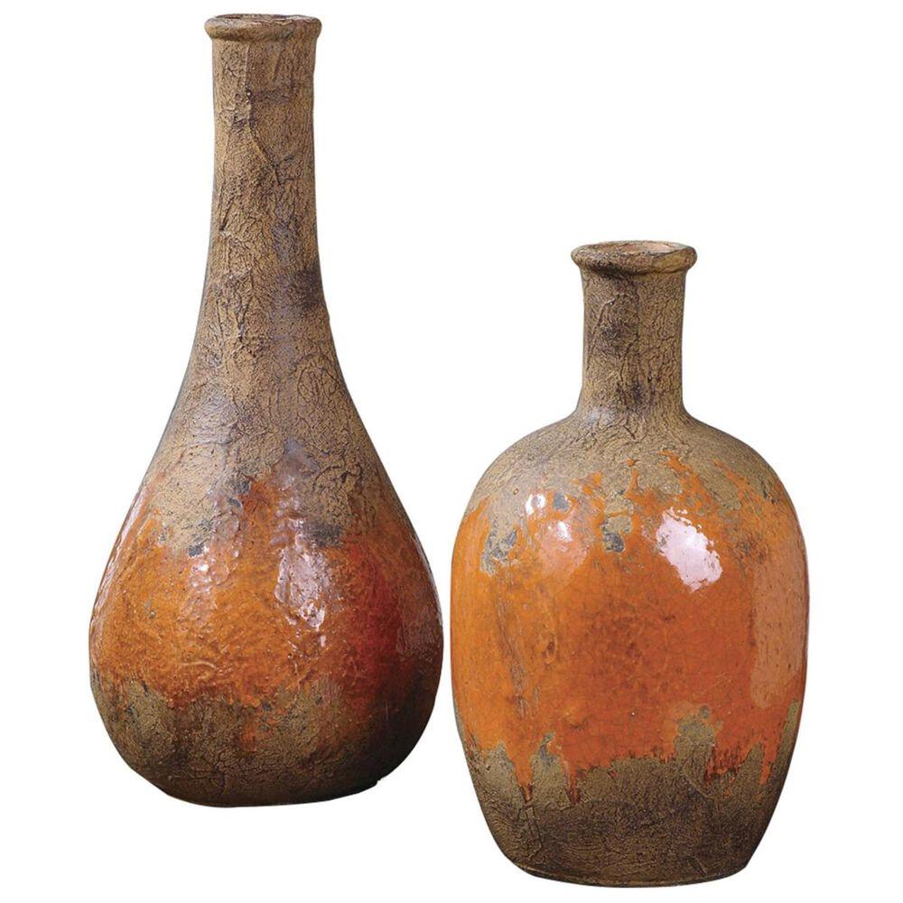 Uttermost Kadam Ceramic Vases (Set of 2), , large