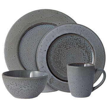 Lifetime Brands Neera 16-Piece Dinnerware Set in Gray, , large
