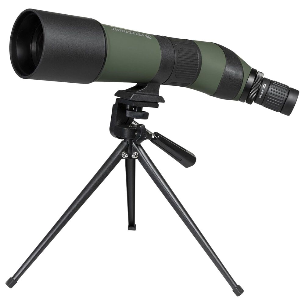 Celestron LandScout 20-60x65 Spotting Scope with Smartphone Adapter, , large