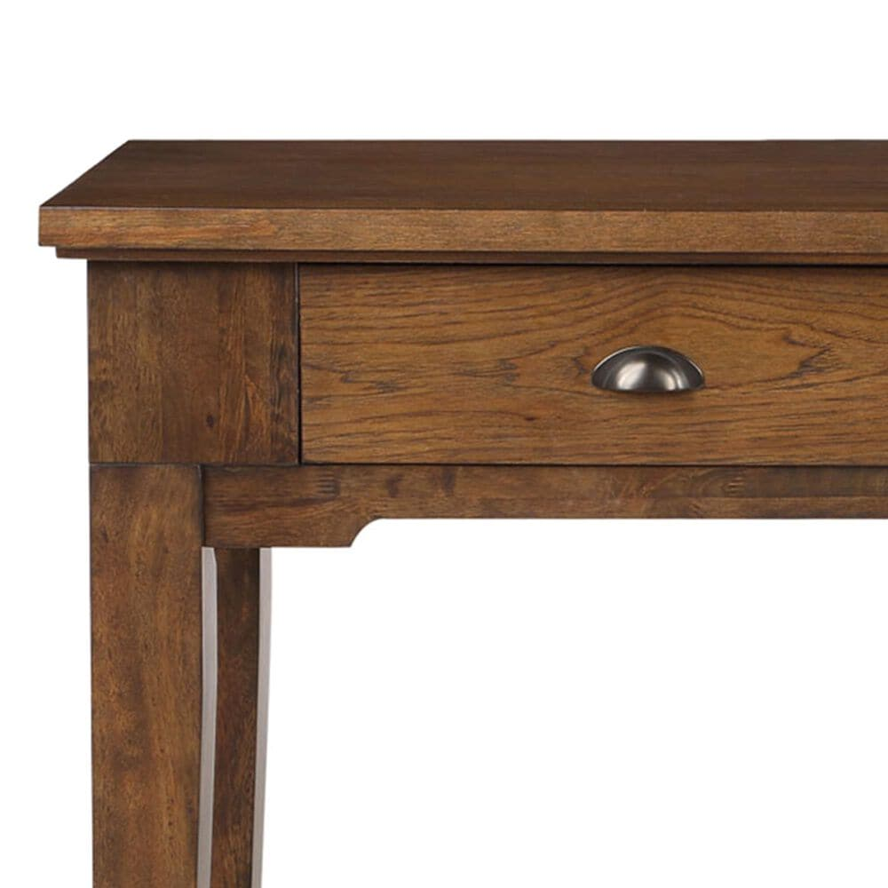 Steve Silver Ora Server with Drawers in Brown Cherry, , large