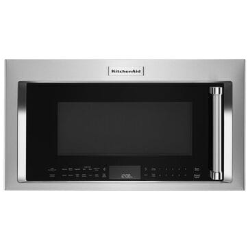 KitchenAid 1.9 Cu. Ft. Over the Range Microwave in Stainless Steel, Stainless Steel, large