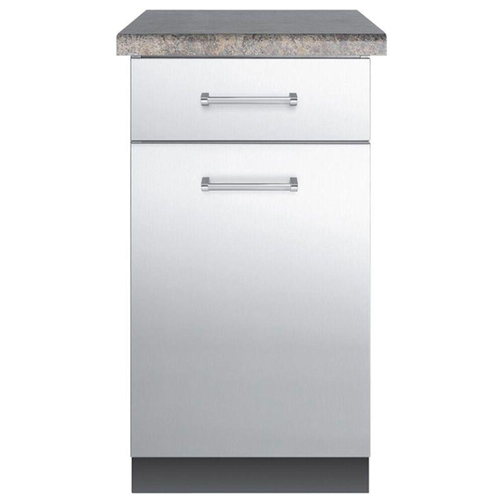 "Viking Range 4"" Filler Strip Base Cabinets in Stainless Steel, , large"