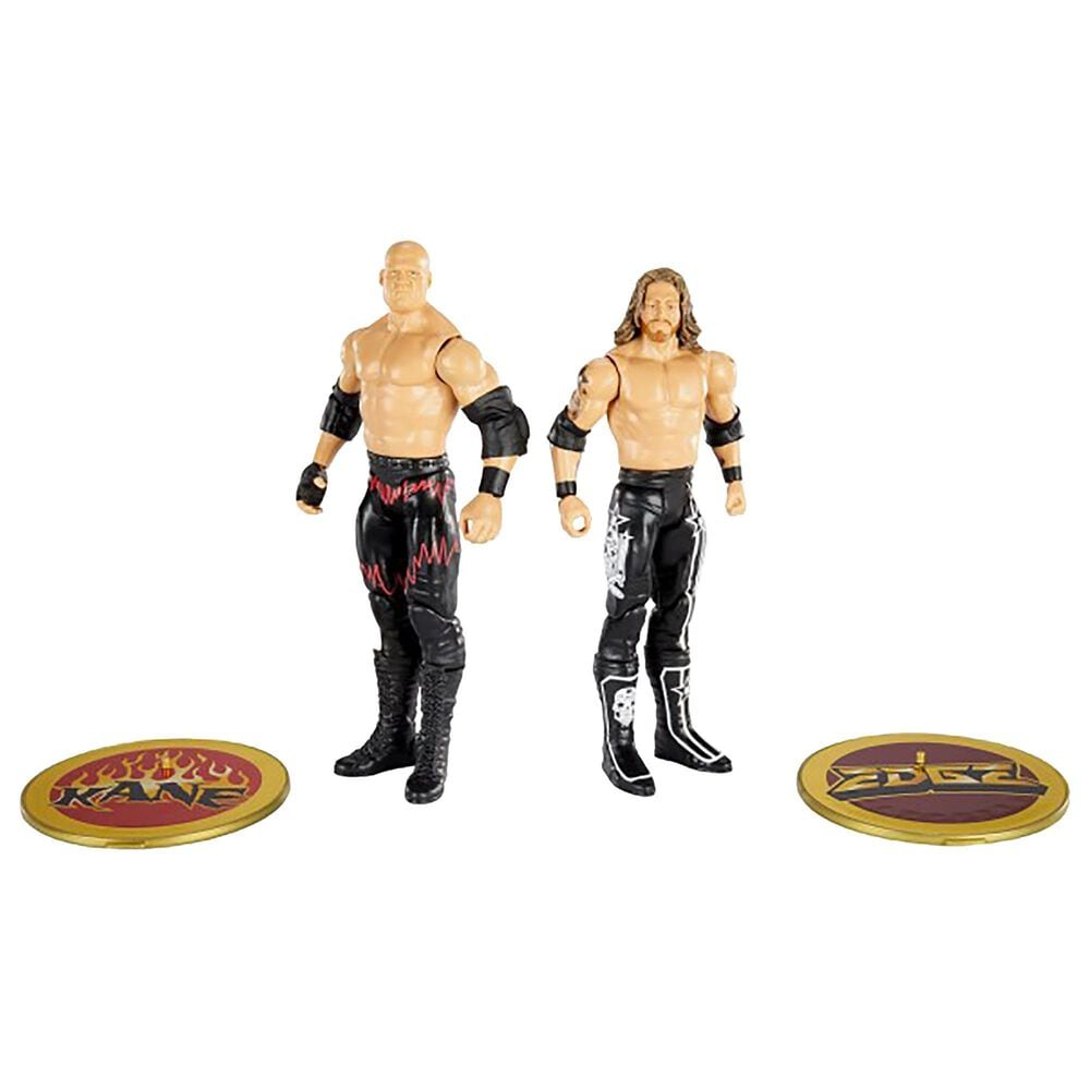 WWE Championship Showdown Kane vs Edge Action Figures - 2-Pack, , large