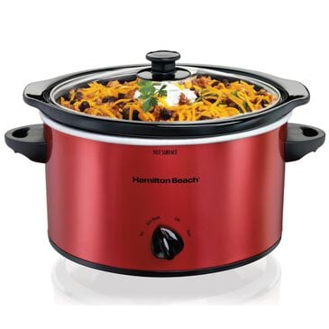 Hamilton Beach 3 Quart Slow Cooker, , large