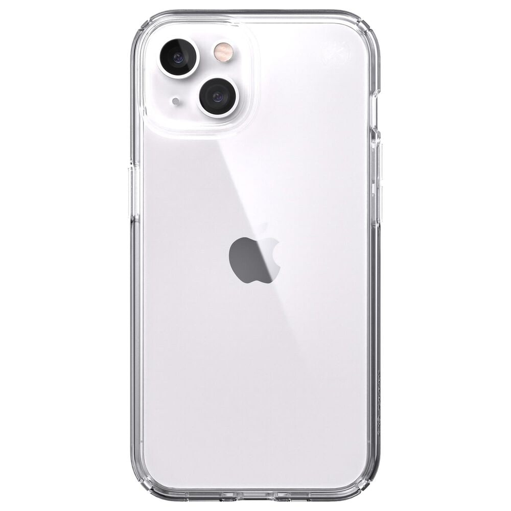 Speck Presidio Perfect Clear Case for iPhone 13 in Clear, , large