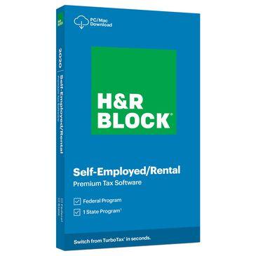 H&R Block Tax Software Premium 2020 Mac/PC, , large