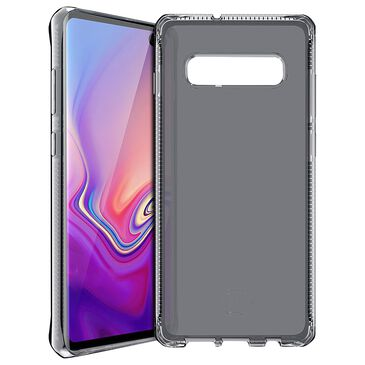 ITSkins Spectrum Clear Case For Samsung Galaxy S10 Plus in Black, , large