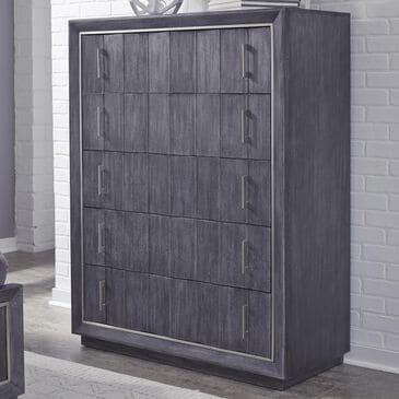Chapel Hill Echo Chest in Galaxy Black, , large