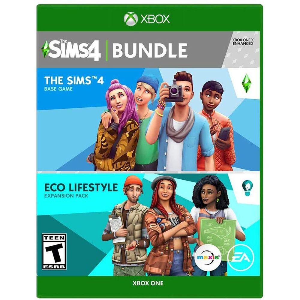 The Sims 4 Plus Eco Lifestyle Bundle - Xbox One, , large