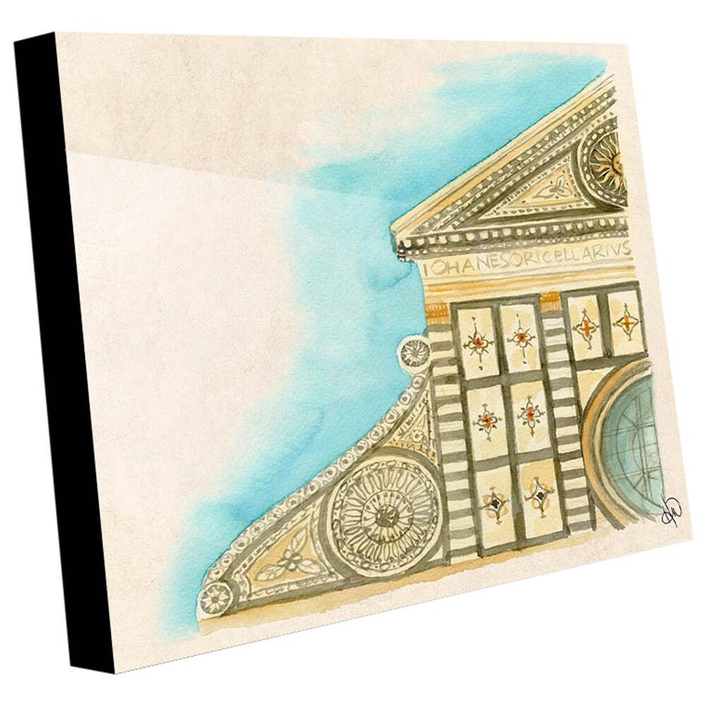 "Kathy Ireland Home ""Santa Maria Novella"" 20"" x 24"" Acrylic Wall Art Print, , large"