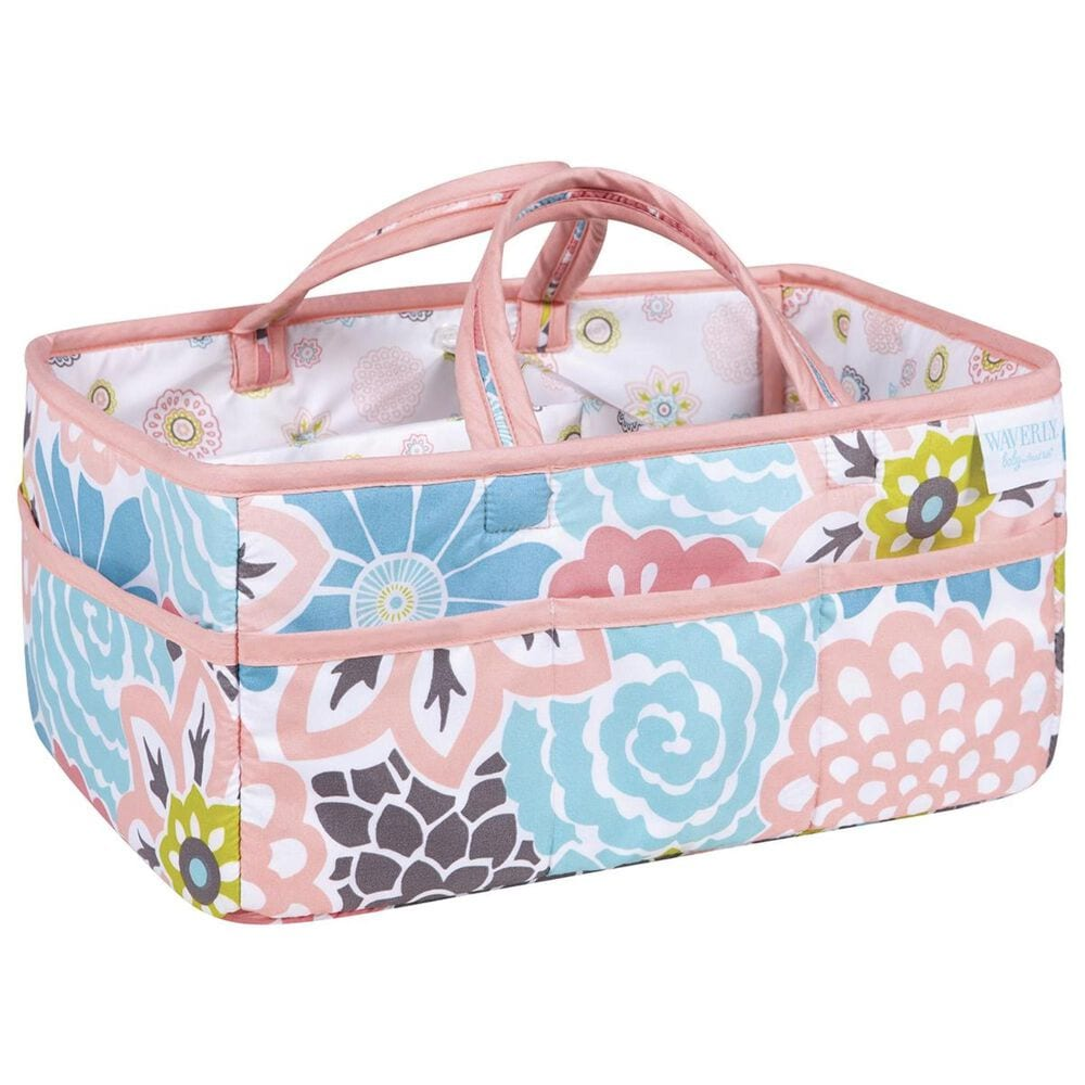 Trend Labs Waverly Blooms Diaper Caddy, , large