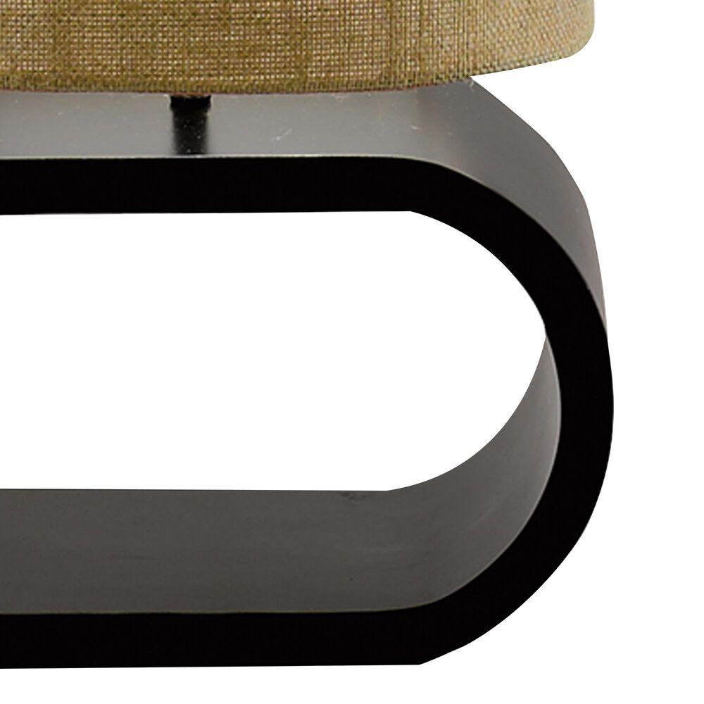 Adesso Harmony Floor Lamp in Walnut, , large