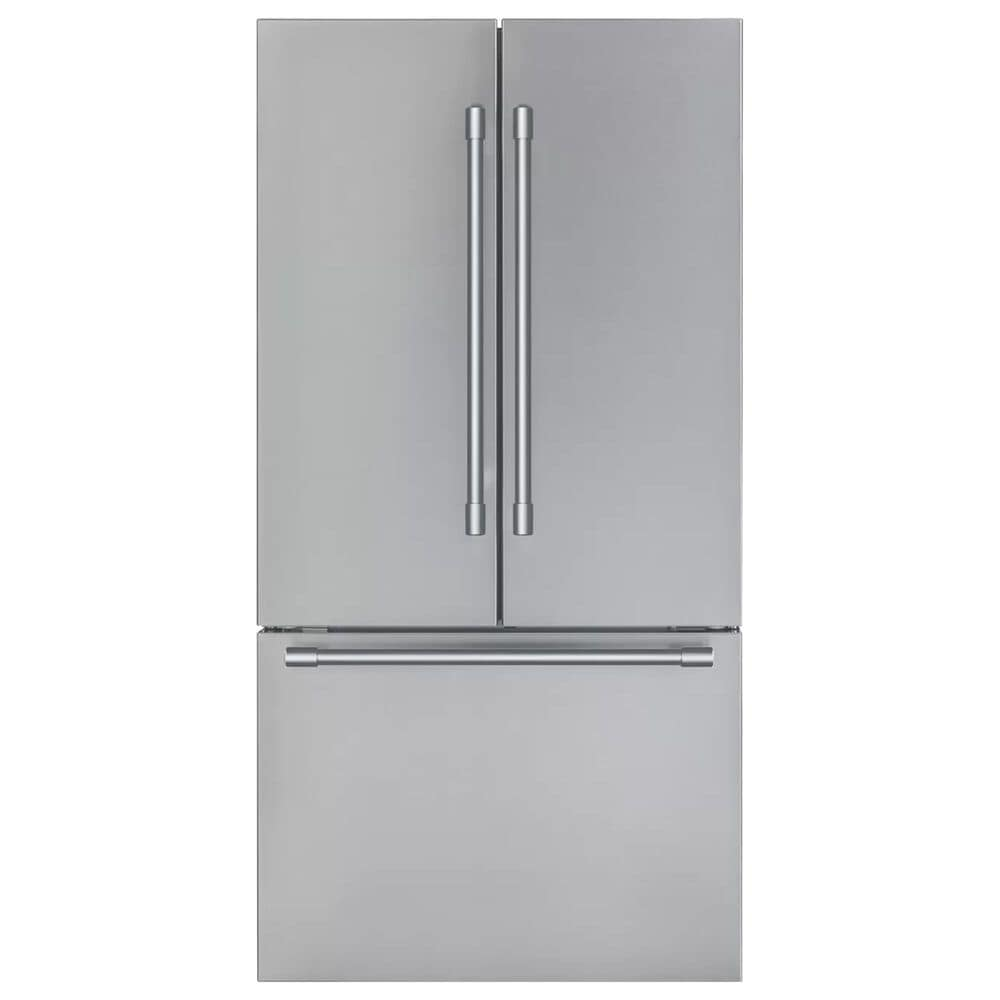 """Thermador 3-Piece Kitchen Package with 36"""" French Door Refrigerator and Gas Professional Range in Stainless Steel, , large"""