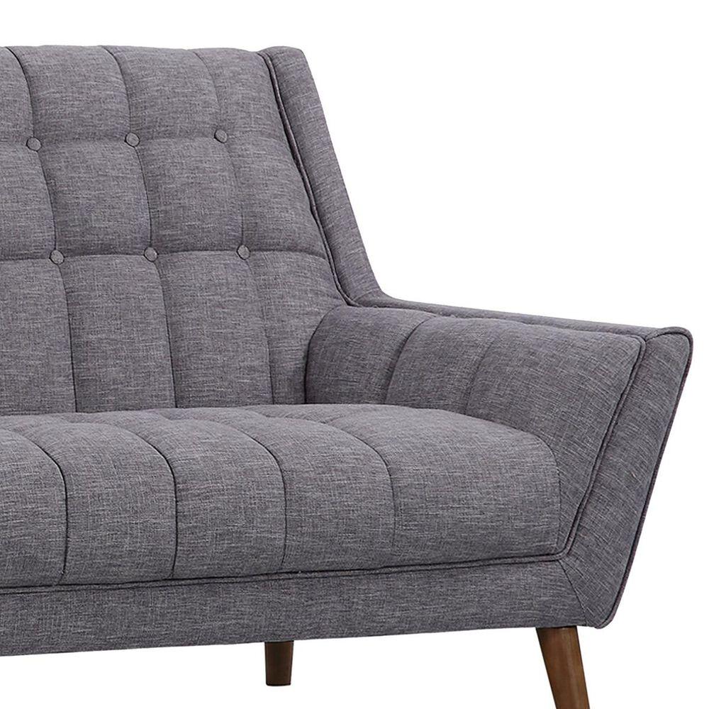 Blue River Cobra Sofa in Dark Gray, , large