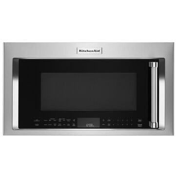 KitchenAid 1.9 Cu. Ft. Convection Microwave with High Speed Cooking in Stainless Steel, , large