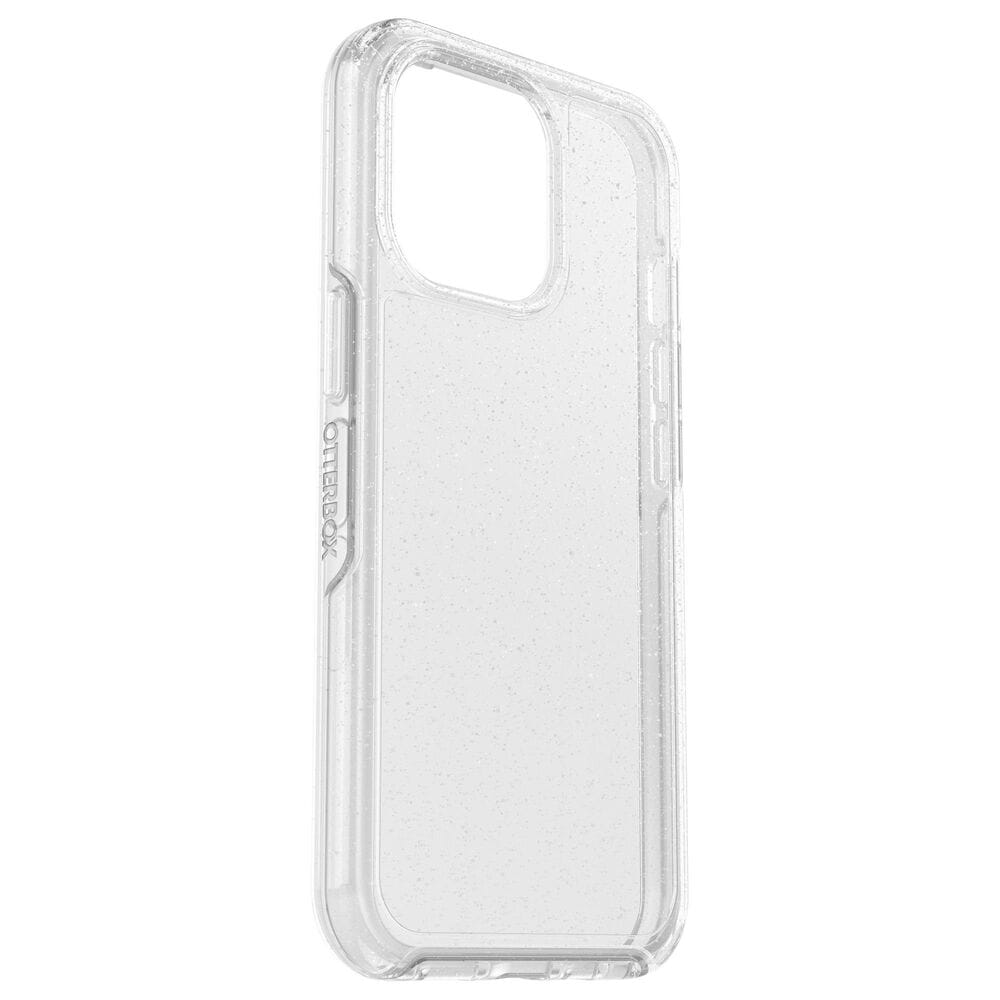 Otterbox Symmetry Stardust 2.0 Case for Apple iPhone 13 Pro in Clear, , large