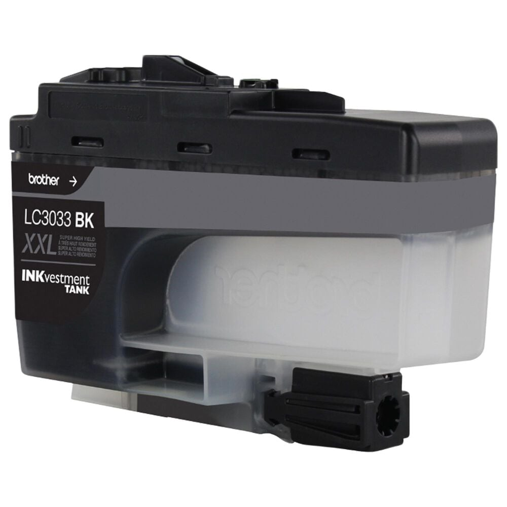 Brother Single Pack Super High-Yield Black INKvestment Tank Ink Cartridge, , large