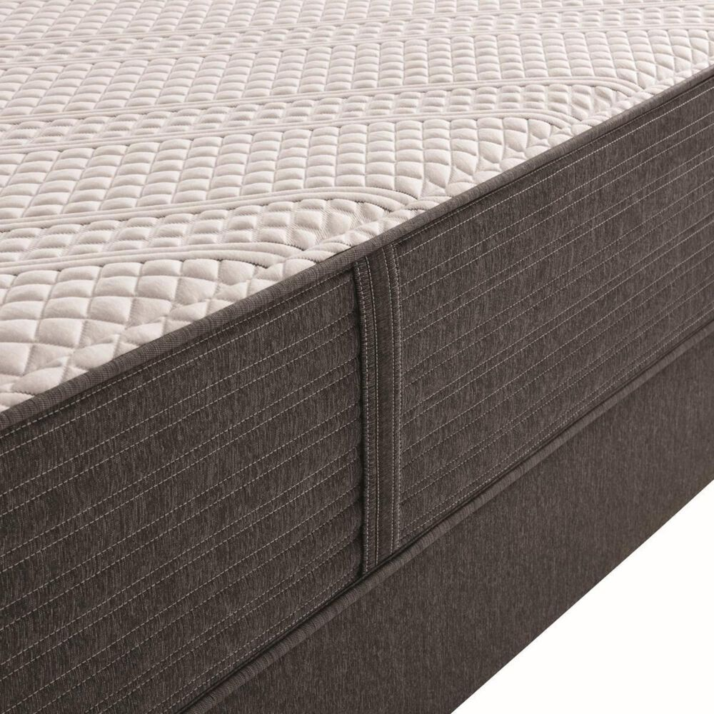 Beautyrest Hybrid 1000-C Plush Twin Mattress with Low Profile Box Spring, , large
