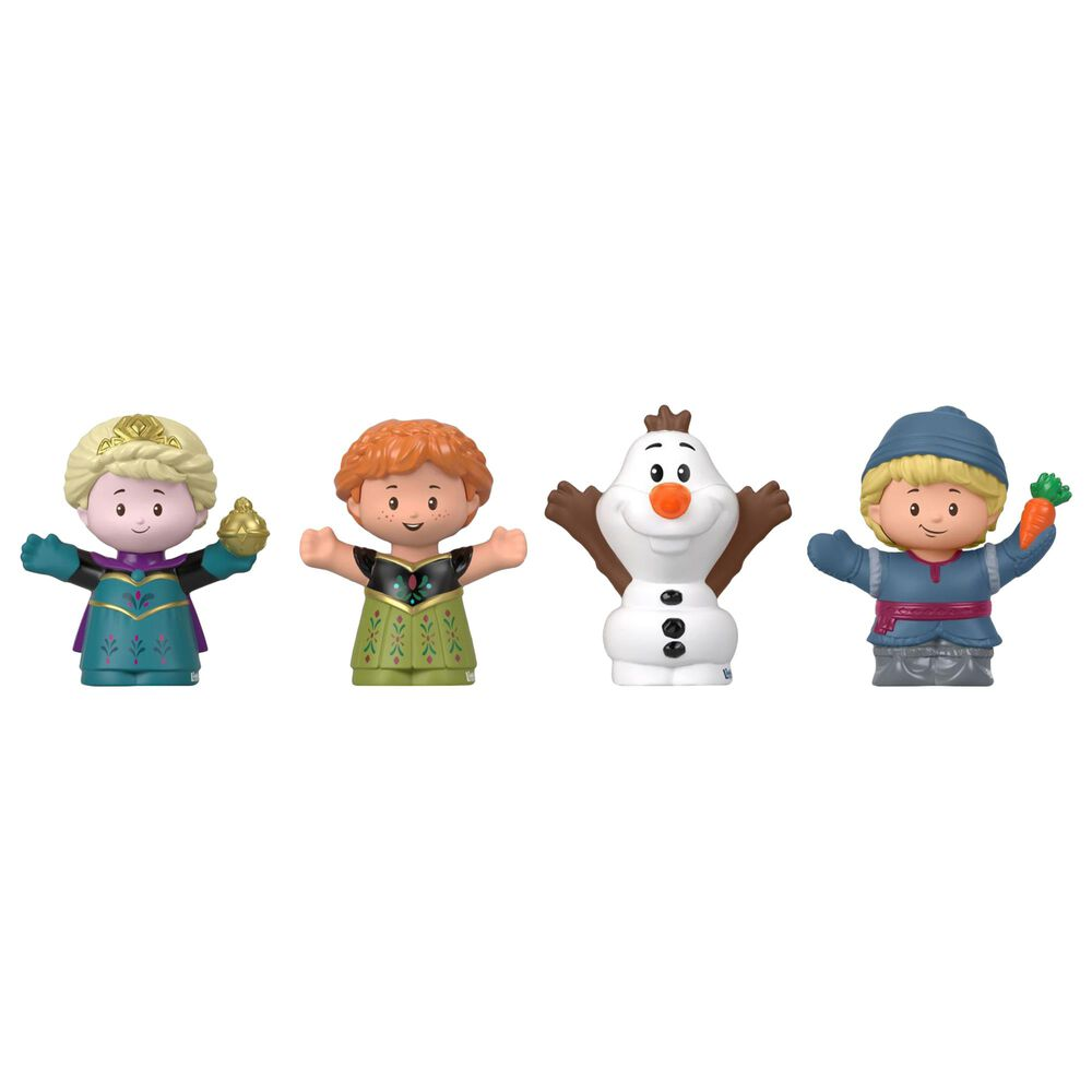 Fisher-Price Little People Frozen Elsa and Friends, , large