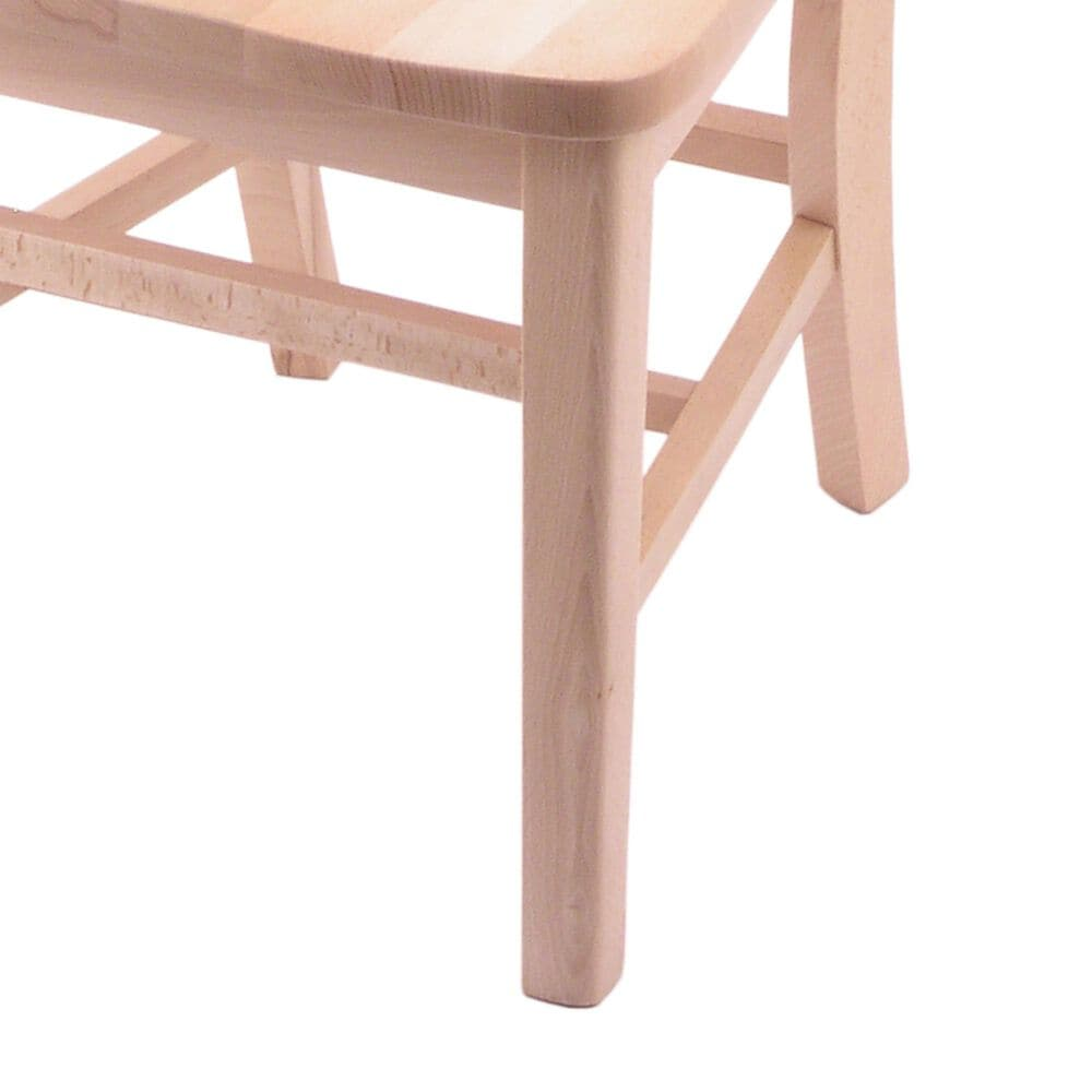 """Holland Bar Stool 3110 18"""" Chair with Natural and a Natural Seat, , large"""