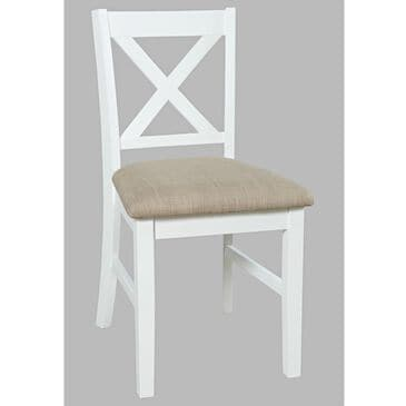 Waltham Hobson Desk Chair in White, , large